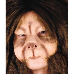 Woochie Prosthetic Lion Face - Make It Up Costumes