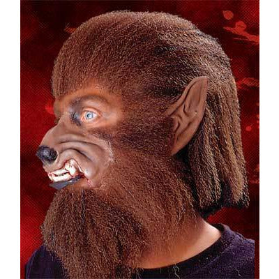 Woochie Prosthetic Full Werewolf Ears - Make It Up Costumes