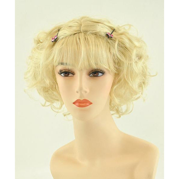 Curly Clip Wig - Make It Up Costumes