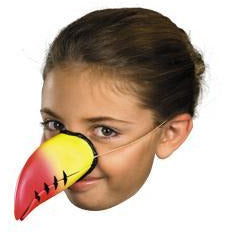 Toucan/Bird Costume Beak - Make It Up Costumes