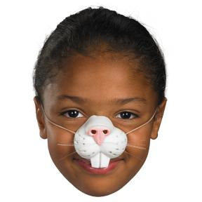 Rabbit/Bunny Costume Nose - Make It Up Costumes