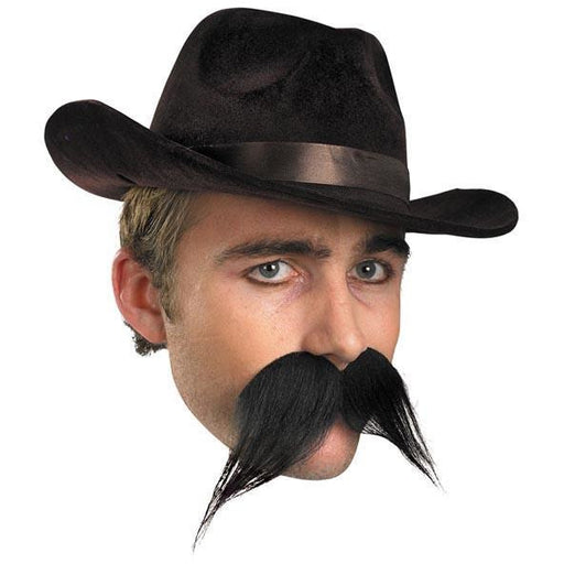 Fake Gambler Mustache - Make It Up Costumes