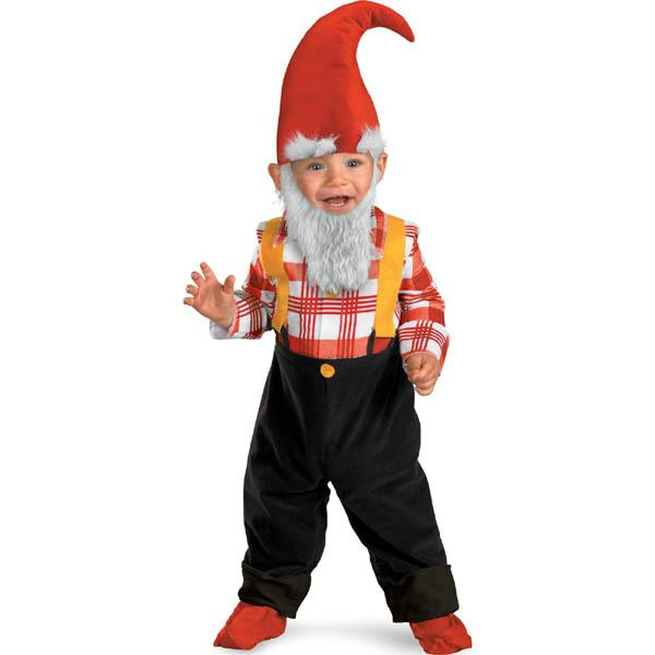 Toddler Garden Gnome Costume - Make It Up Costumes