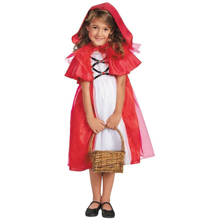 Storybook Red Riding Hood Costume - Make It Up Costumes