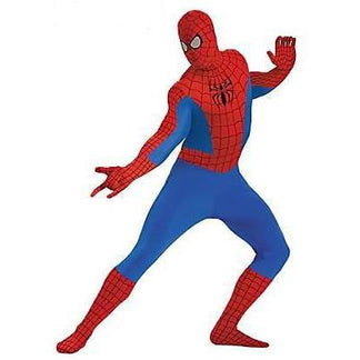 Adult Spider-Man Costume - Make It Up Costumes