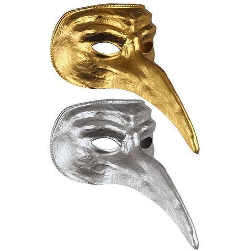 Long Nose Venetian Masks - Make It Up Costumes