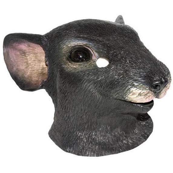 Latex Mouse Head Mask - Make It Up Costumes