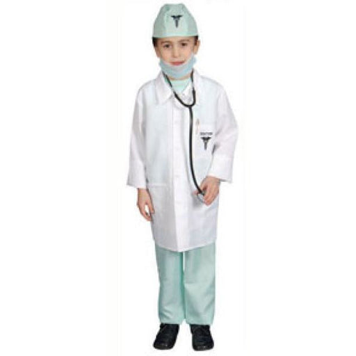 Child Doctor Costume - Make It Up Costumes
