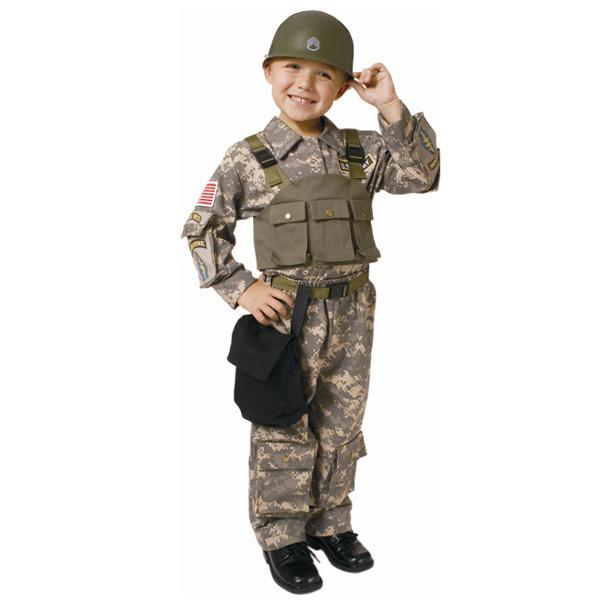 U.S. Special Forces Navy Seal Costume - Make It Up Costumes