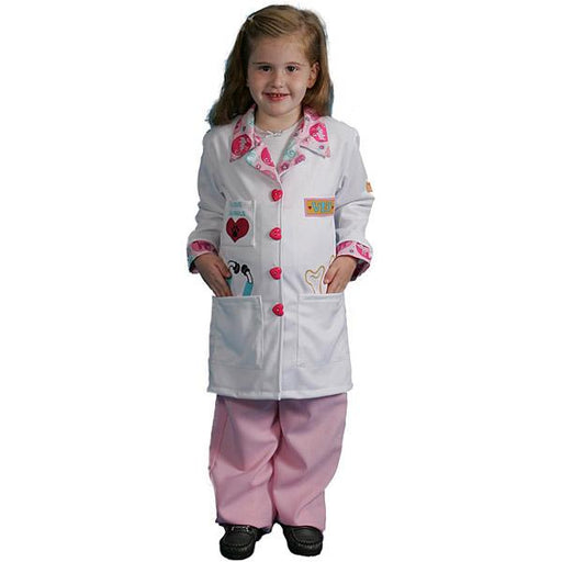 Veterinarian Costume for Girls - Make It Up Costumes