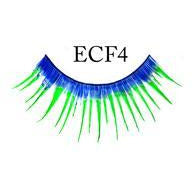 Black Light Lashes- Blue and Green - Make It Up Costumes