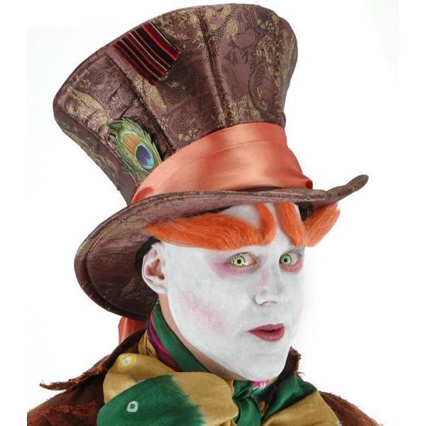 Alice in Wonderland Mad Hatter Hat - Make It Up Costumes