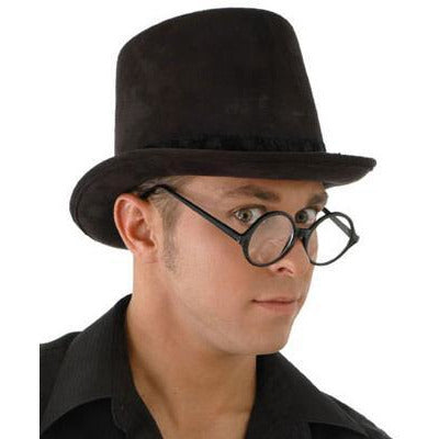 Black Steampunk Top Hat - Make It Up Costumes