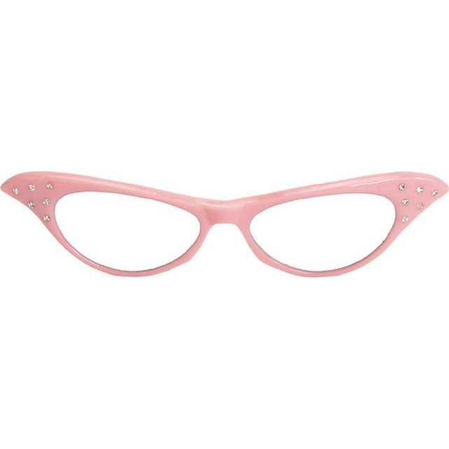 1950's Cat Eye Glasses - Make It Up Costumes