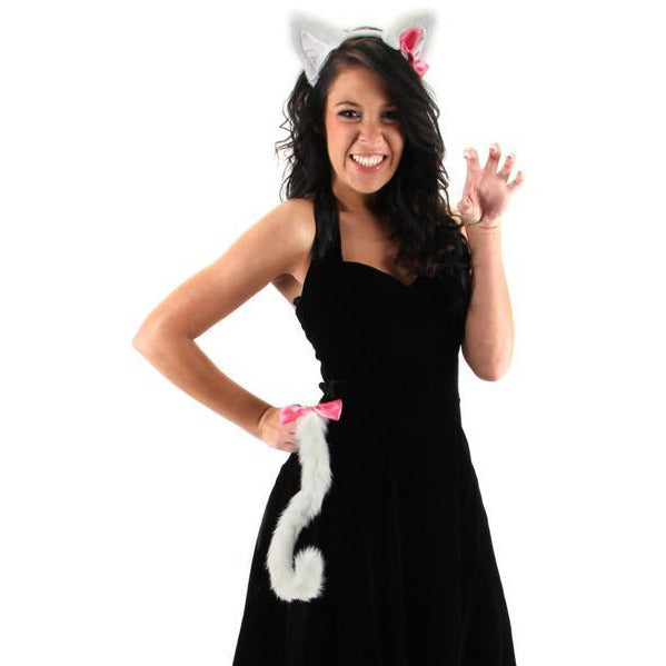 Cat Costume Accessories Kit - Make It Up Costumes