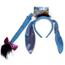 Eeyore Ears and Tail Set - Make It Up Costumes