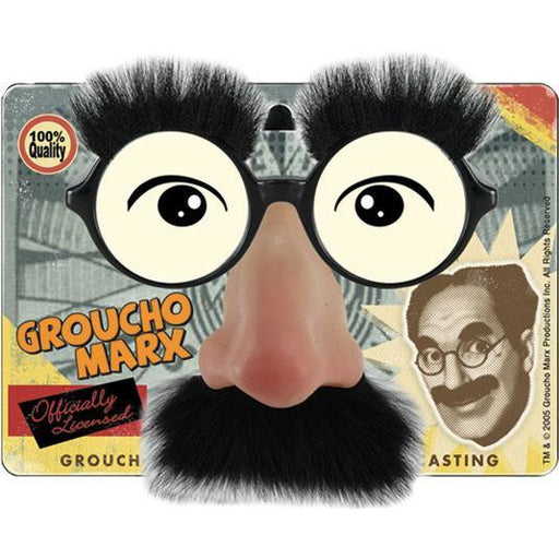 Groucho Marx Glasses and Nose - Make It Up Costumes
