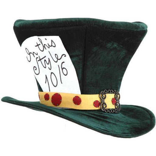 Madhatter Hat - Make It Up Costumes