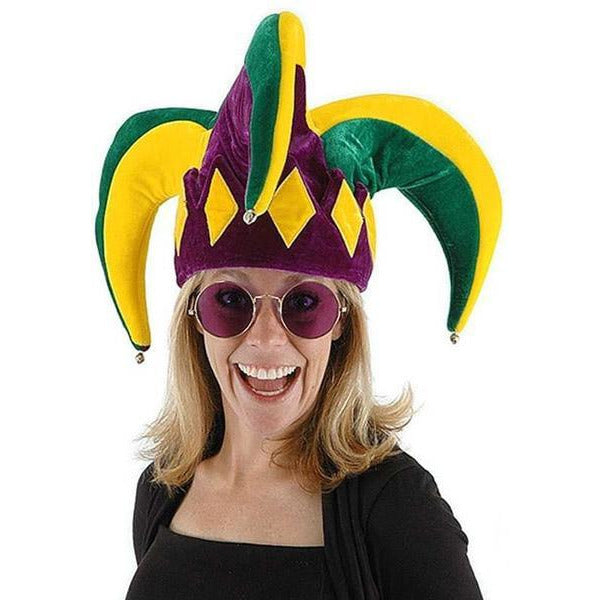 Mardi Gras Court Jester - Make It Up Costumes