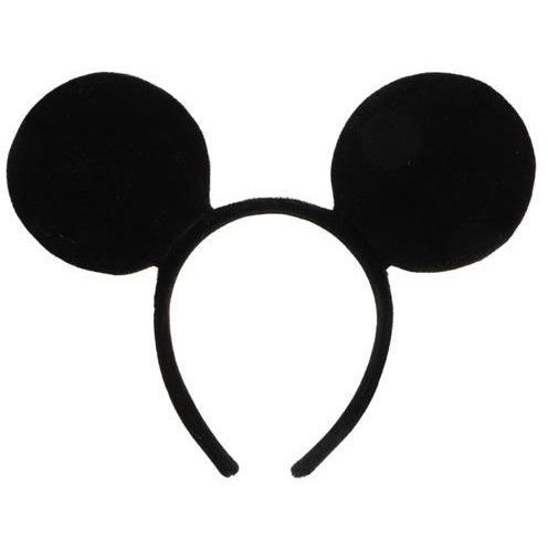 Mickey Mouse Ears Headband - Make It Up Costumes