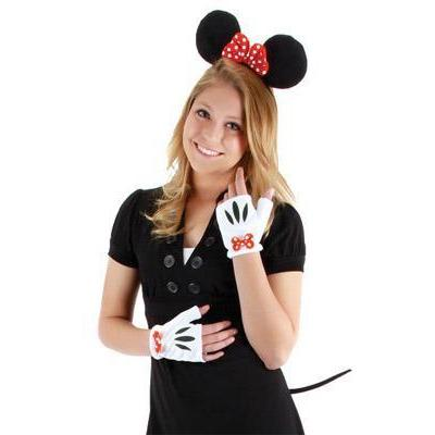 Minnie Mouse Accessories Kit - Make It Up Costumes