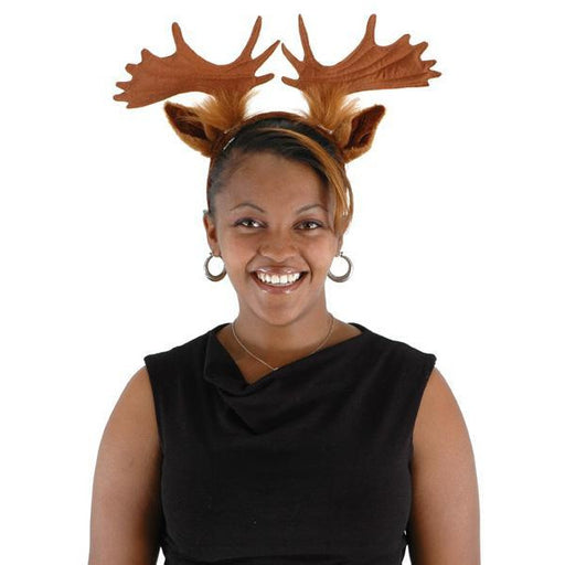 Moose Antler Headband - Make It Up Costumes