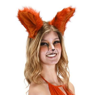 Oversized Fox Costume Accessories - Make It Up Costumes
