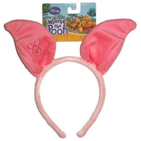 Piglet Ears Headband - Make It Up Costumes