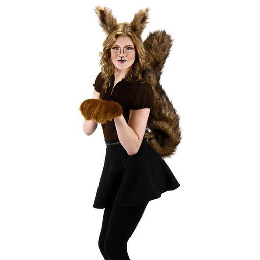 Oversized Squirrel Costume Accessories - Make It Up Costumes