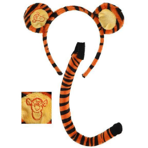 Tigger Ears and Tail Set - Make It Up Costumes