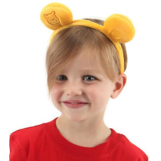 Winnie the Pooh Ears Headband - Make It Up Costumes