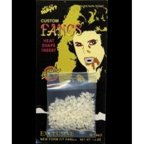 Foothills Custom Fake Fangs Refill - Make It Up Costumes