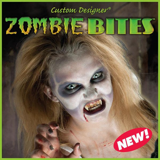 Foothills Custom Fake Zombie Fangs - Make It Up Costumes