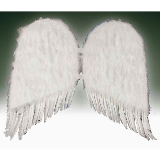 Large White Feather Angel Wings - Make It Up Costumes