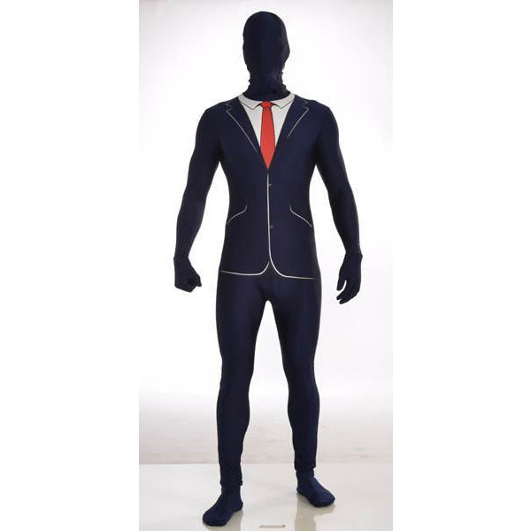 Spandex Business Suit - Make It Up Costumes