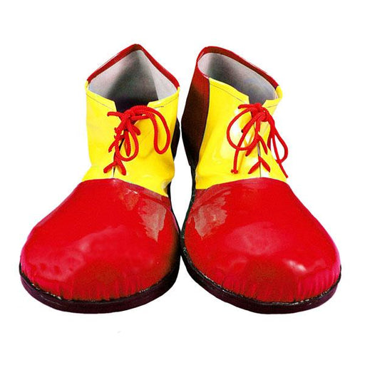 Deluxe Big Clown Shoes - Make It Up Costumes