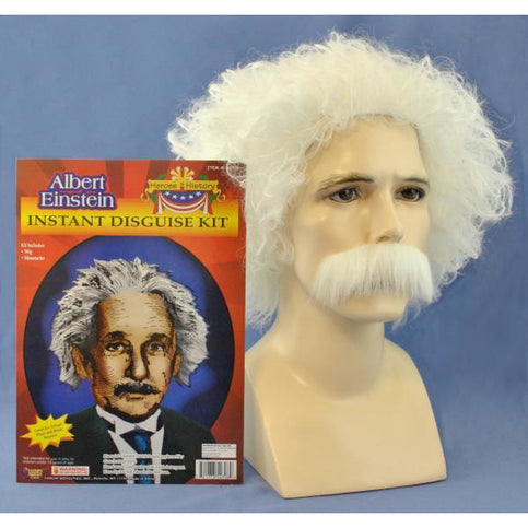 Albert Einstein Kit - Make It Up Costumes