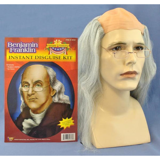 Benjamin Franklin Kit - Make It Up Costumes