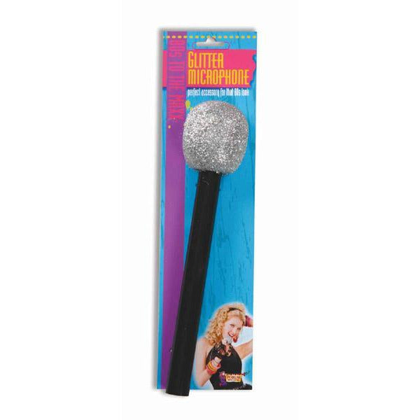 Glitter Microphone - Make It Up Costumes