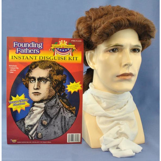Thomas Jefferson Kit - Make It Up Costumes