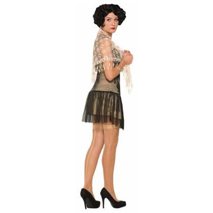 Roarin' 20s Lace Shawl - Make It Up Costumes