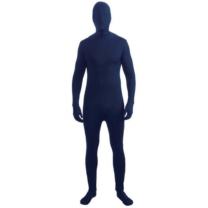 Disappearing Man Full Body Spandex Suit - Make It Up Costumes