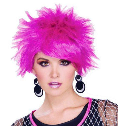 Colorful Pixie Wig - Make It Up Costumes