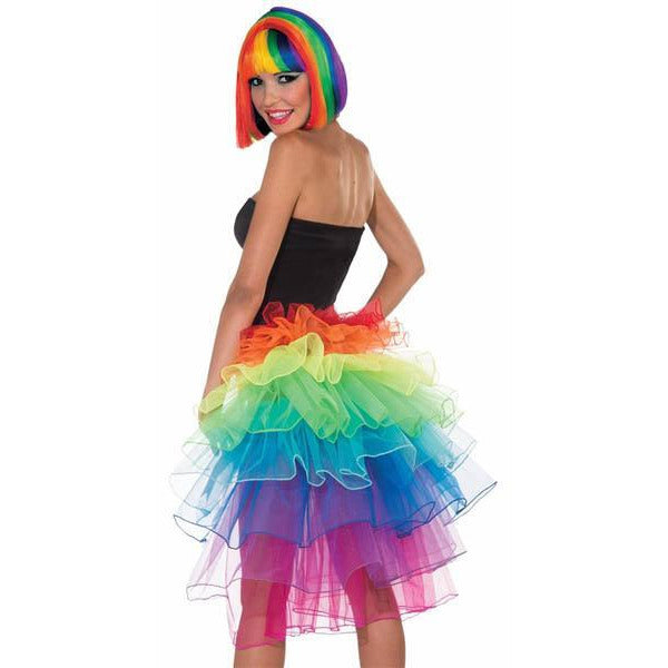 Rainbow Bustle - Make It Up Costumes