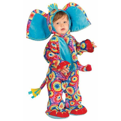 Psychedelic Baby Elephant Costume - Make It Up Costumes