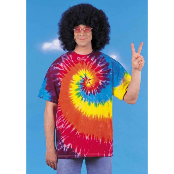 Tie-Dyed T-shirt - Make It Up Costumes