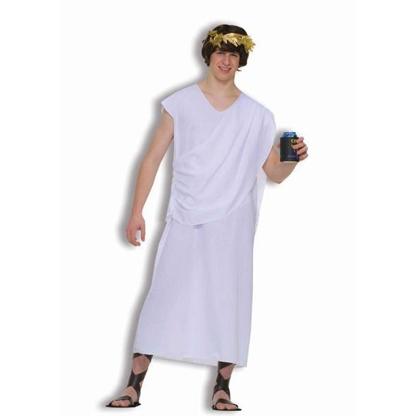 Men's and Women's Toga Costume - Make It Up Costumes