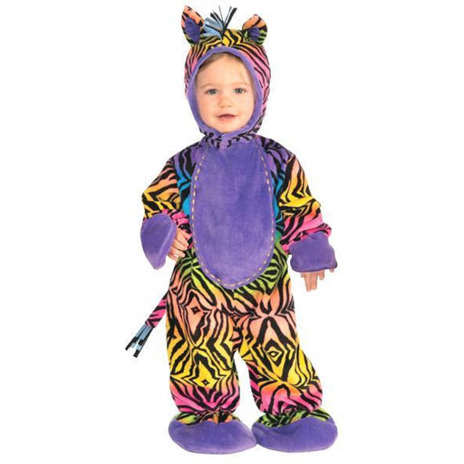 Rainbow Baby Zebra Costume - Make It Up Costumes