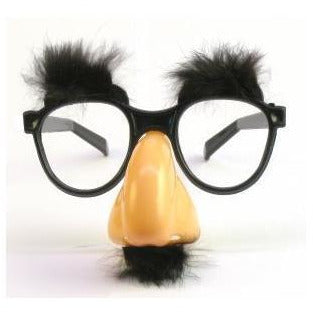 Beagle Puss/ Classic Disguise Glasses - Make It Up Costumes