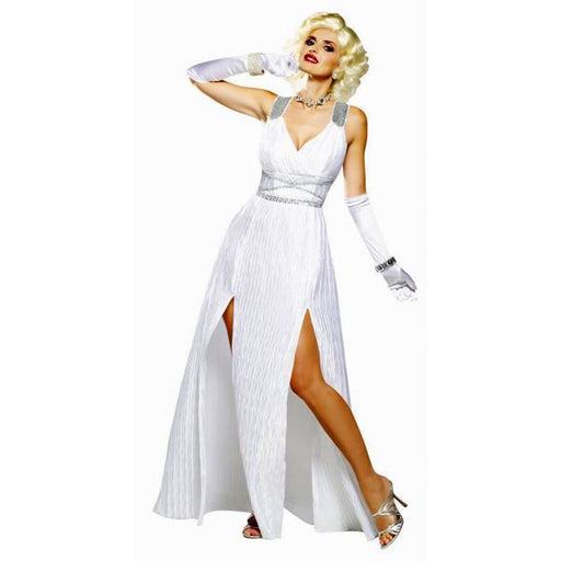 Hollywood Goddess Costume - Make It Up Costumes